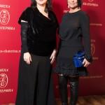 Тамара Гвердцетели и Екатерина Акхузина