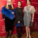 Татьяна Михалкова, Екатерина Акхузина и Алика Смехова
