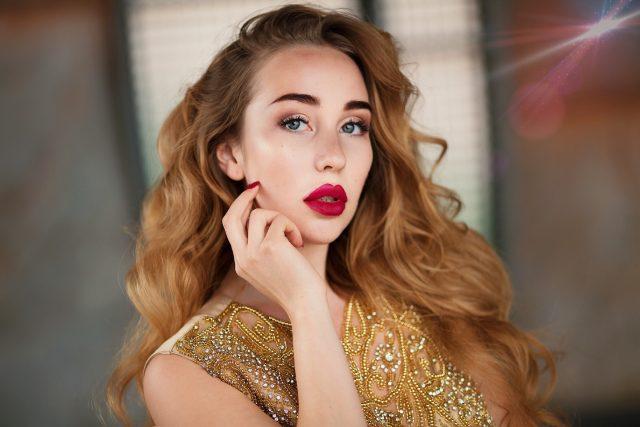 Miss Dubai 2018 - Alevtina